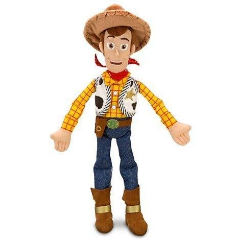 Disney Woody Plush Mini Bean Bag 12