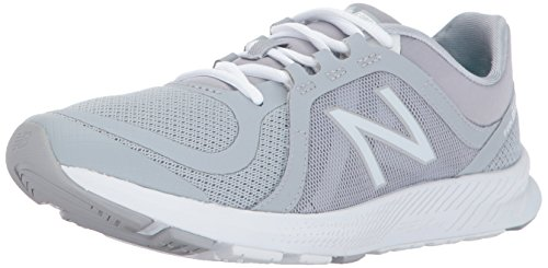 New Balance Womens 77V2 Cross-Trainer-Shoes Silver Mink/White