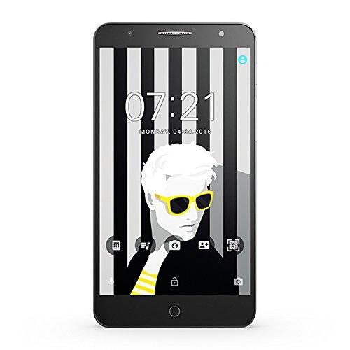 33 opinioni per Alcatel 771614 Pop 4 Plus Smartphone da 16 GB, Marchio Tim, Argento [Italia]