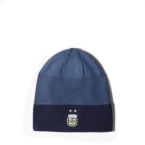 adidas Soccer Argentina Beanie, One Size Fits Most -