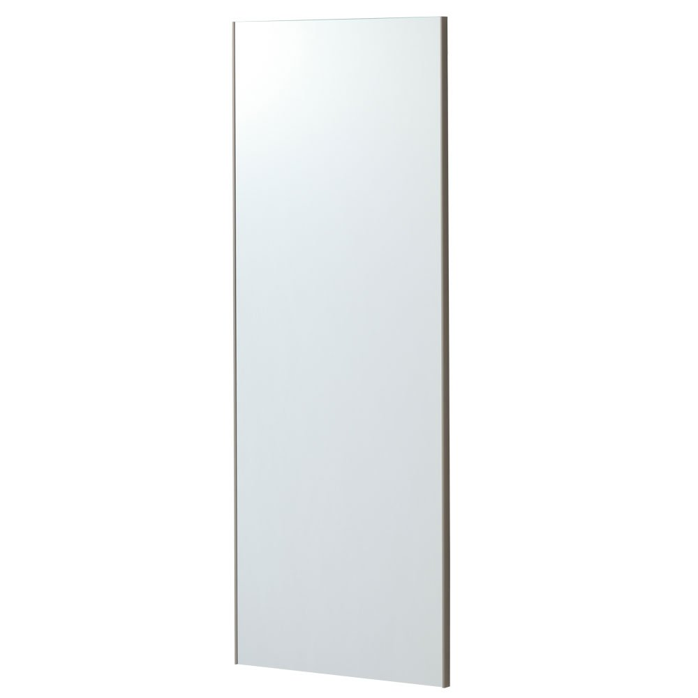【45cm幅】 鏡 スタンドミラー 全身 壁掛け ミラー 姿見 割れない 日本製 〔細枠〕シャンパンゴールド〔B〕 B01CQEDB76 シャンパンゴールド〔B〕 シャンパンゴールド〔B〕