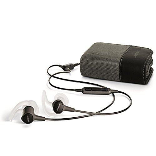 Price comparison product image Bose SoundTrue Ultra In-Ear Headphones (Black)