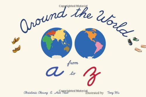 Around the World from a to z -