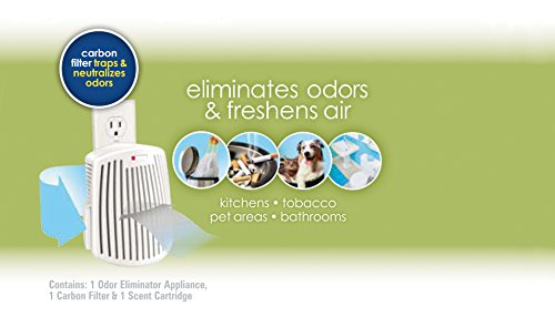 Hamilton beach true air plug mount odor eliminator buy