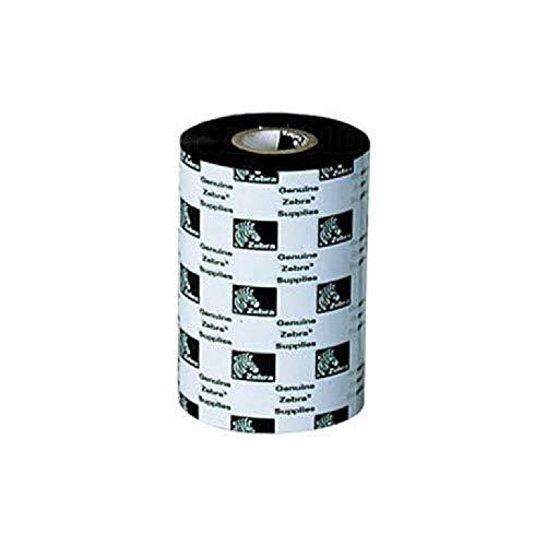 Zebra 2000 Standard Wax Ribbon - 4.33