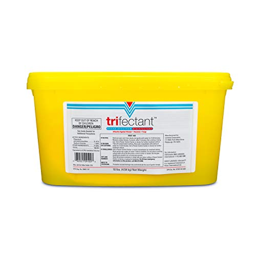 Tomlyn Trifectant Disinfectant Powder, 10lb