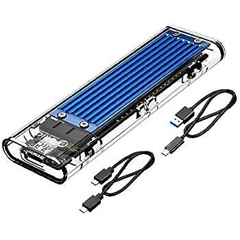 Amazon.com: NVMe PCIe M.2 SSD to USB 3.1 Gen2 Enclosure ...