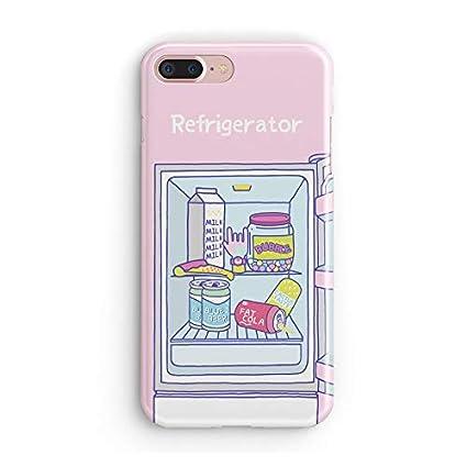 Amazon.com: Tomatomonkey - Carcasa para iPhone 8 Plus y ...