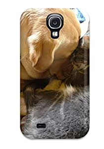 Jordyn Siegrist's Shop Best premium Phone Case For Galaxy S4/ Cat And Dog Tpu Case Cover