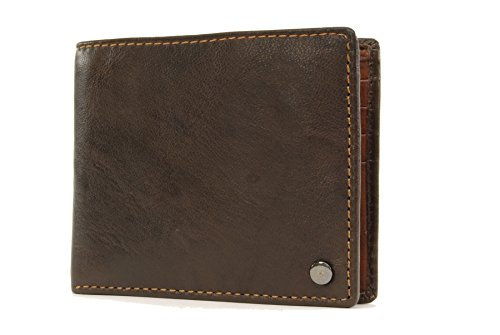 amp; Gift Leather Box Brown Classic Ashwood Wallet Brown amp; Tan Card HnO6fqA