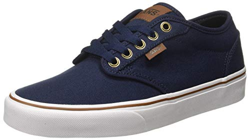 yellow white Canvas Da Blu oz Uomo Blues Vans Scarpe Dress C Ginnastica Ve9 Atwood 7q57Rwz