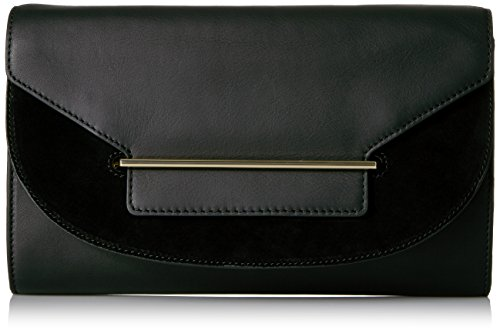 Vince Camuto Eda Clutch, Black by Vince Camuto