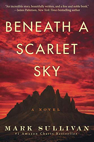 Beneath a Scarlet Sky: A Novel (Under A Never Sky)