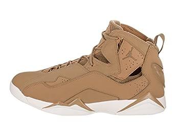 Men's Jordan True Flight Basketball Shoe, Golden Harvest/Golden Harvest-Sail, 8.5
