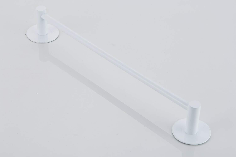 Handtuchstange,30cm Handtuchhalter ohne Bohren,304 Edelstahl,Chrom