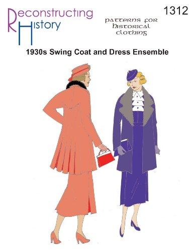 1930s Dress and Swing Coat Pattern