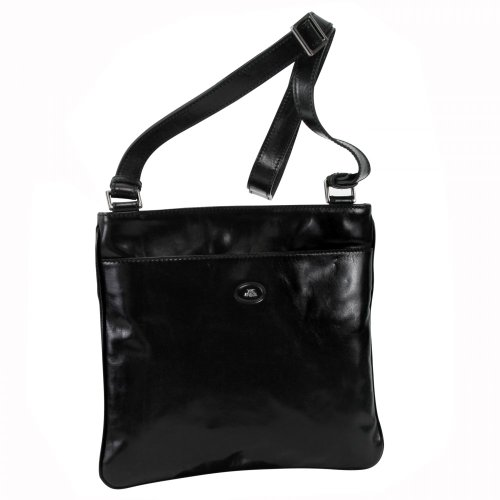30 Cuir Nero Sac Bandoulière Uomo The Cm Story nero Bridge Yq86a