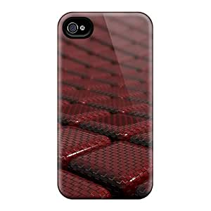 Shock-Absorbing Hard Phone Cases For Iphone 6 (MsH9241DAHX) Customized Lifelike Iphone Wallpaper Image