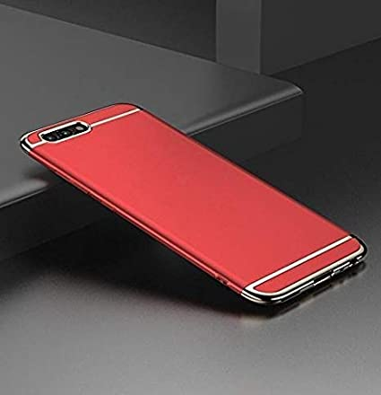 huge discount 94152 14502 NVB | Oppo A3s Luxury Full Body | 3-in-1 | Electroplated | Joyrom | 3D |  360 Degree Protection | Slim Fit | Hybrid Hard Bumper Back Case Cover ...