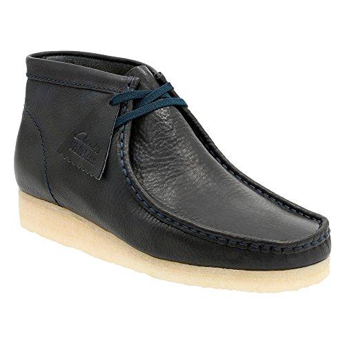 Clarks Originals Wallabee Boot Navy