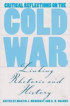 cold war ethical reflection Ethics through cold war literature and theory  if the continual modification of  and reflection on the modern defines postmodern counter.