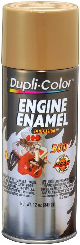 Dupli Color Ede163807 Ceramic Cummins Beige Engine Paint   12 Oz