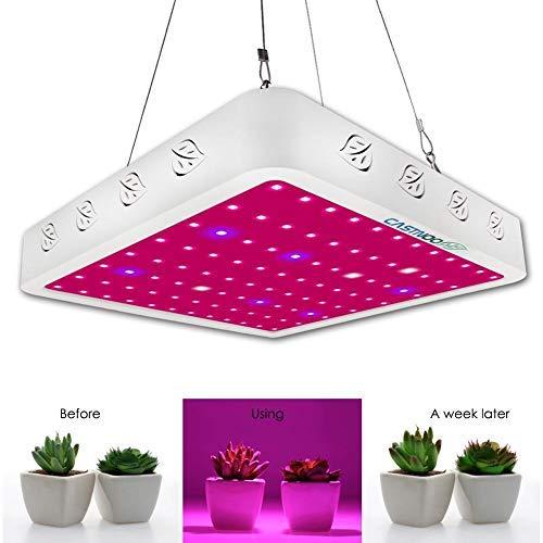 Otryad Upgrade LED Grow Light, Full Spectrum LED Grow Light / 400 Watt Growing Lamp for Indoor Plants/Seed Starting/Flower/Vegetable