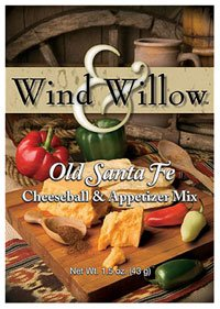 Cheeseball Willow - Wind & Willow Old Santa Fe Cheeseball and Appetizer Mix