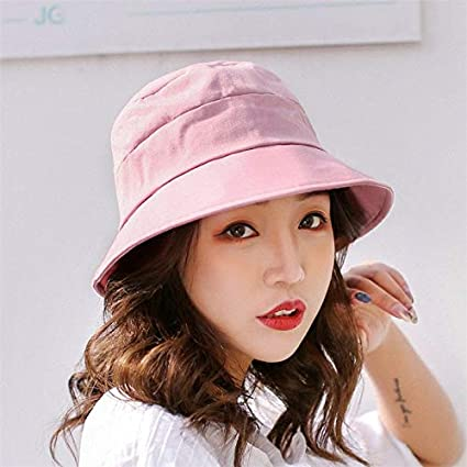 721461844f9 Amazon.com  ForShop Bow Bucket hat Cute Panama caps Women Spring Summer Casual  Hats  Kitchen   Dining