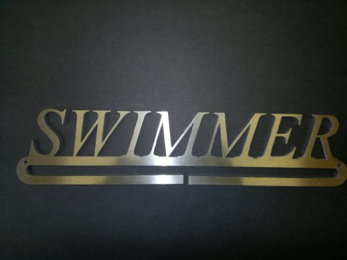 Swimmer, Medals display hangers
