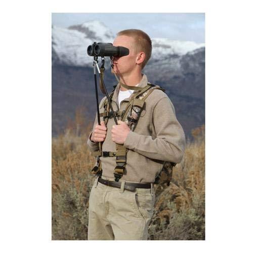 Field Optics Research BinoPOD Harness Kit, Camo, XX-Large