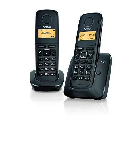 Gigaset A120 L36852-H2401-D201 Téléphone sans fil