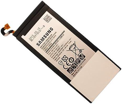 Batería original de reemplazo de Samsung Compatible con Samsung Galaxy S6 EDGE PLUS Modelo G925 Embalaje a granel sin caja: Amazon.es: Electrónica