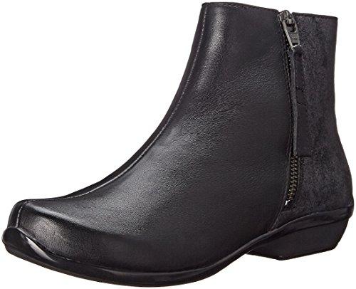 Dansko Black Boot Women's Nappa Otis rqOSrTwPx