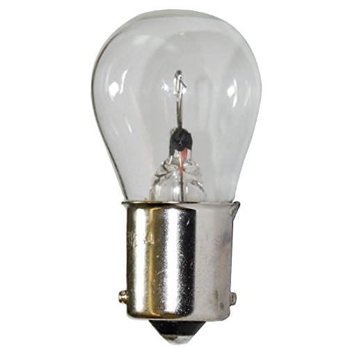 (Satco 7511 24V 21W BA15S base S8 shape C6 Miniature Light Bulb)