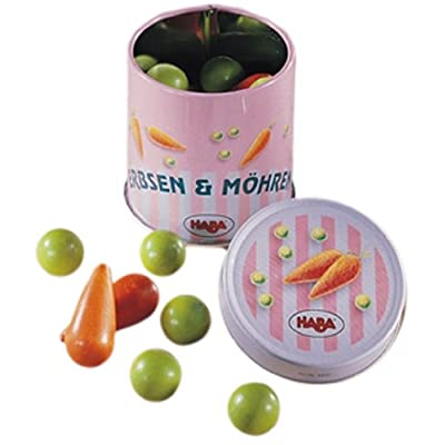 HABA Tin Peas and Carrots: Toys & Games