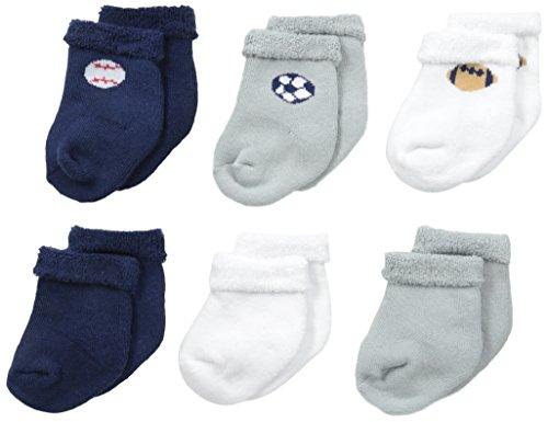 Gerber Baby Boys Pack Sock