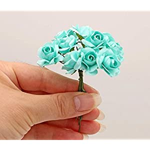 YChoice 1/12 Dollhouse Miniature Dollhouse Dried Flowers Accessories 20