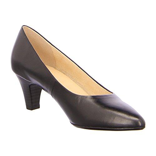 Caprice 9-9-22401-26-022 - Zapatos de vestir de Piel para mujer Negro - negro