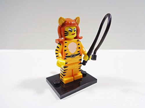 LEGO Series 14 Minifigure Tiger