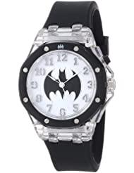 Batman Kids' BAT9015 Batman Flashing Dial