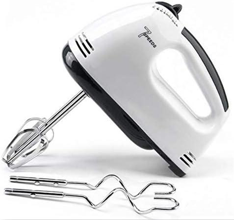 Bedler 7 Gear Elektrische Eierklopper Automatische Handmixer Blender Plastics Roterende Duwgarde Slagroom Mixer Roerder 220V Elektrische eiklopper
