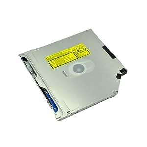 "Hitachi-LG - GS23N/GS31N - Grabadora de DVD - Slot-in (Con ranura) - Para Apple MacBook (Pro) 13"" 15"" SuperDrive"