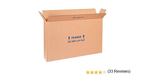 Cajas rápido bf28620fpfol soporte de televisor de pantalla cartón y ENVÍO caja, para 23 – 26,