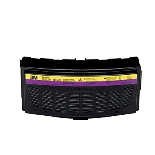 Respirator Cartridge, Yellow/Magenta, PK5 by 3M