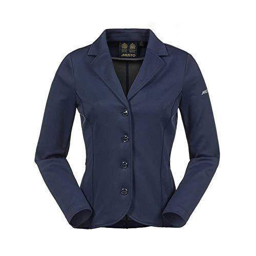 - Musto Prestige Windstopper Activeseam Show Ladies Jacket 14 ZP Navy