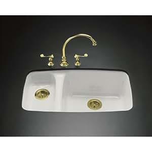 Kohler K 5924 5u Ft Lakefield Undercounter Sink With
