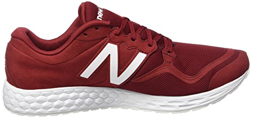 New Balance Ml1980v1 - Zapatillas de Entrenamiento Hombre Rojo - Rot (Red/White)