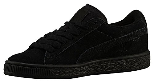 Black Suede Jr Kids' Black Sneaker PUMA nqaU1pwCw