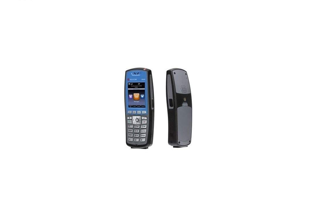 Spectralink 8440 Blue Handset Without Lync Support, Battery and Charger Sold Separately - Part Number 2200-37147-001 (Certified Refurbished)